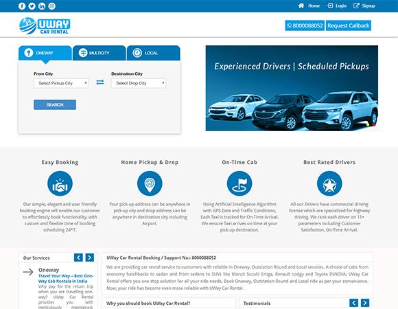 UWay Car Rental